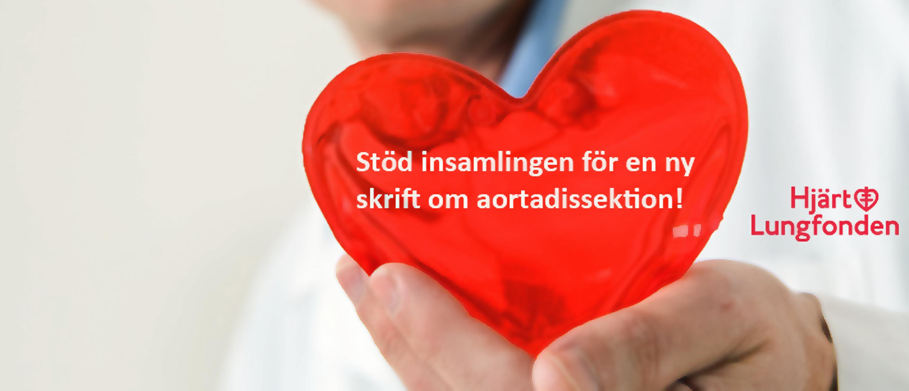 Insamling för fördjupad information om aortadiagnoser